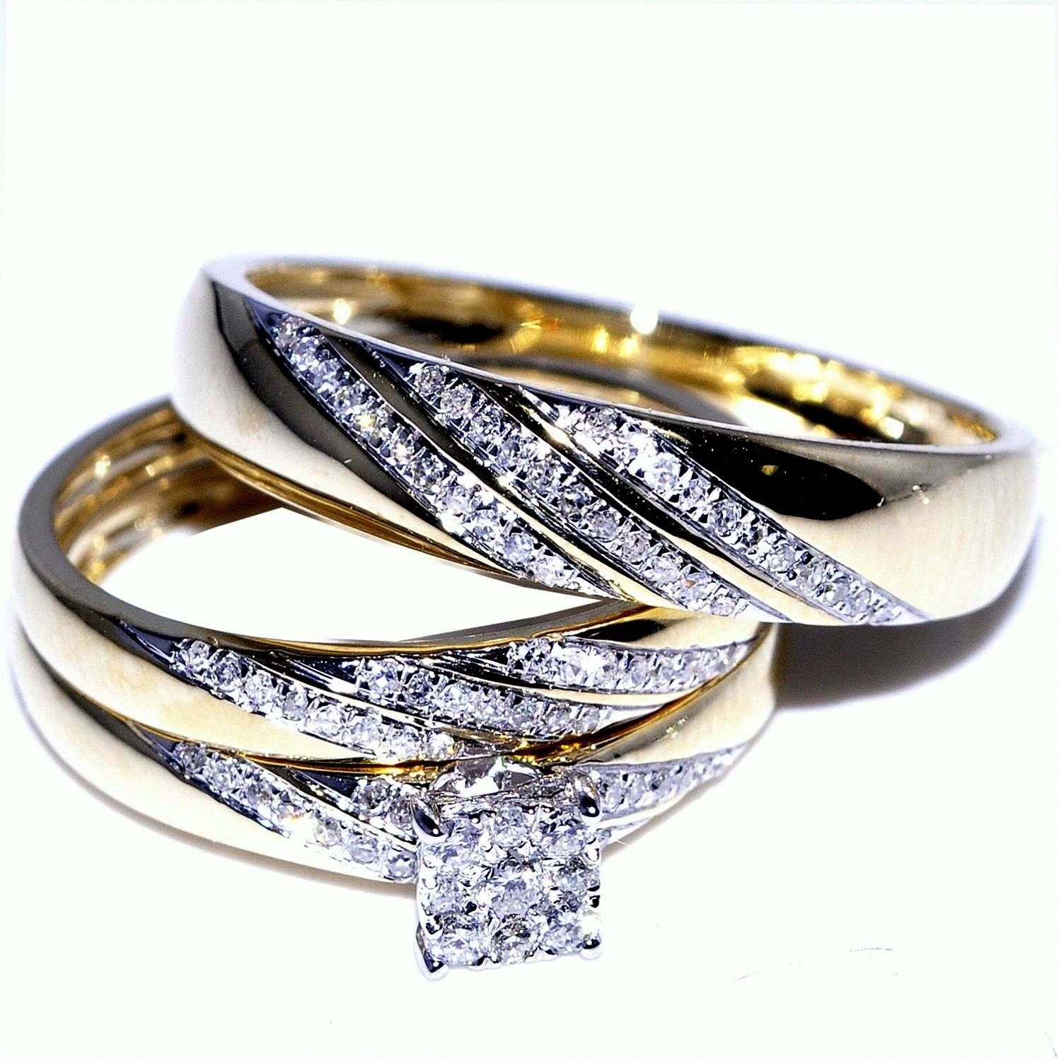 Selecting His and Hers Wedding Ring Sets Wedding ring