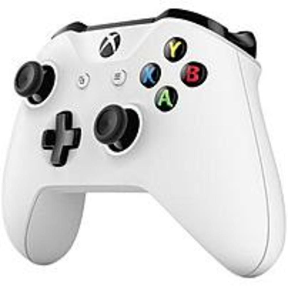 Microsoft Xbox Wireless Controller Wireless Xbox One Pc Force Feedback White Xbox Controller Xbox Wireless Controller Xbox One Pc