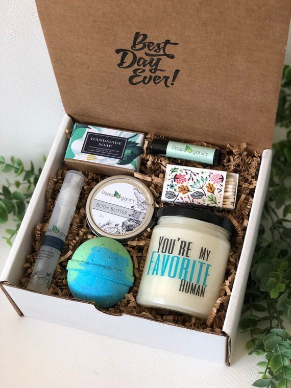 You're My Favorite Human Spa Gift Set | All Natural