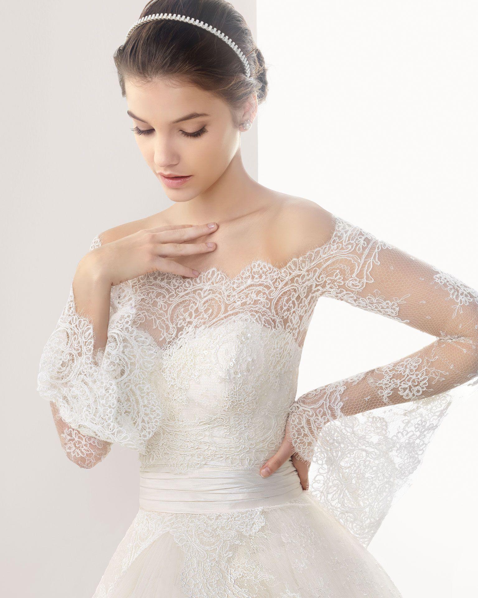 Rosa Clara - Vestidos de novia o fiesta para estar perfecta Con ...