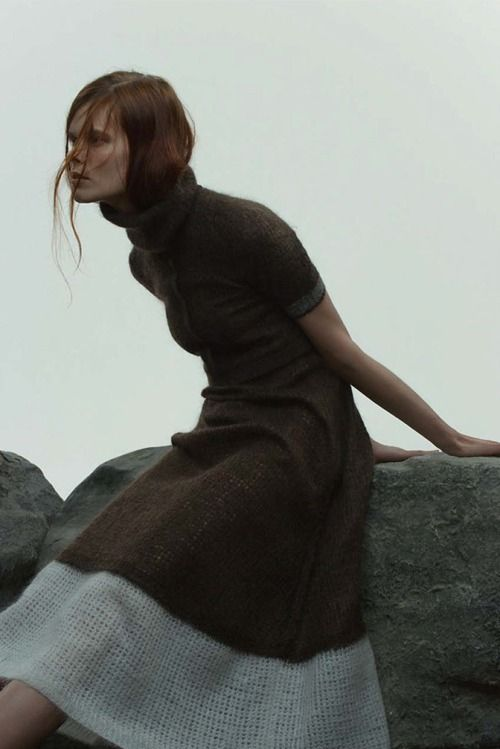 stormtrooperfashion:  Irina Kravchenko by Paul Jung for Bon...
