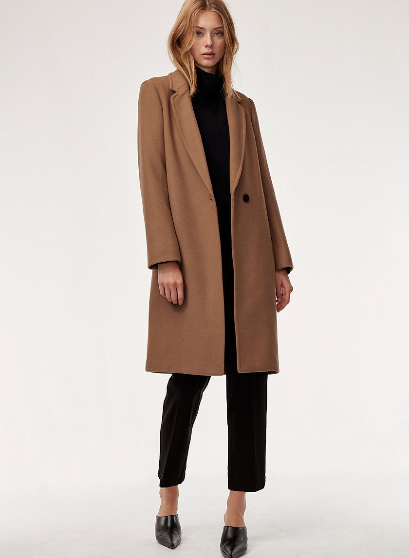 be5422cc745b8 Stedman wool coat in 2019   wishlist.   Wool coat, Coat, Wool