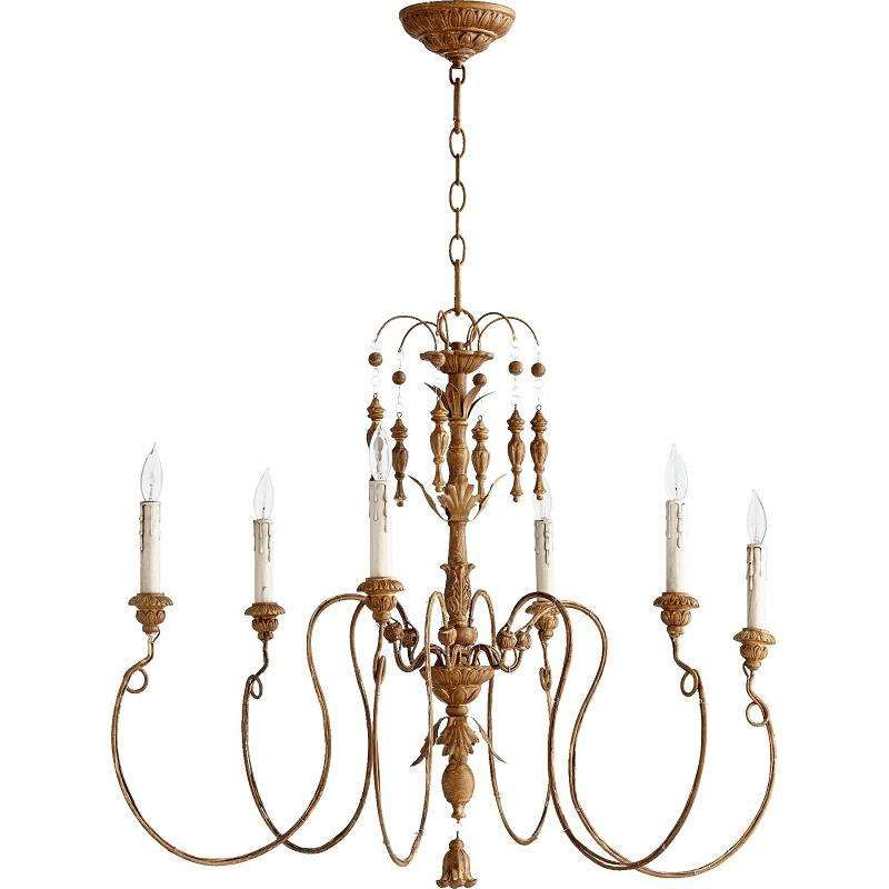 maison product antique kuo chandeliers kathy chandelier full country size light view white french detail home