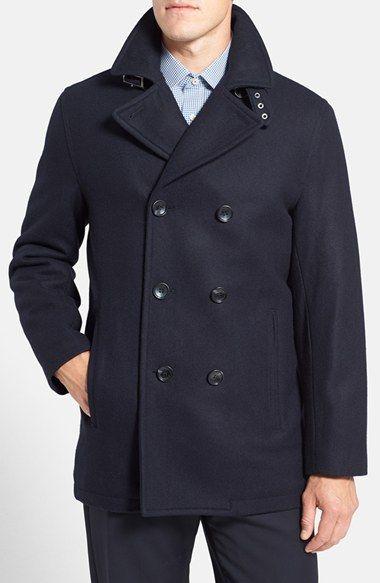 b591a924f5c9f Buy michael kors black pea coat   OFF77% Discounted
