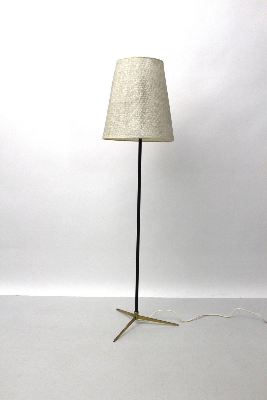 Mid Century Modern Floor Lamp Model Micheline By Kalmar Vienna
