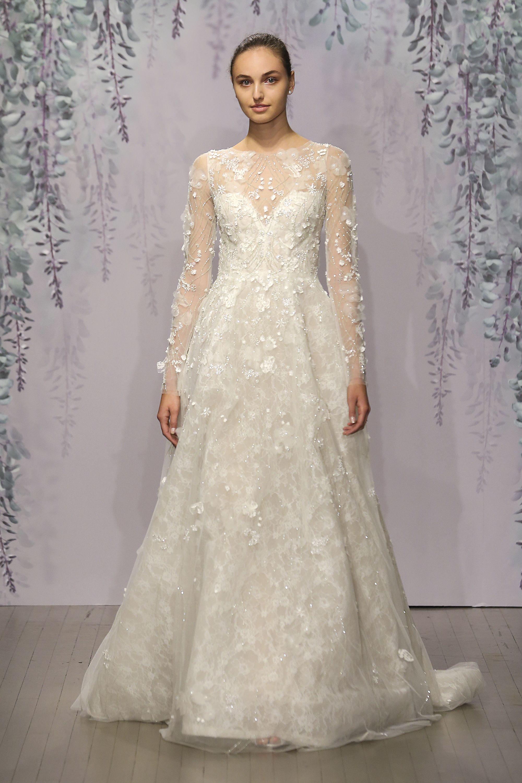 Monique Lhuillier | Modern & Vintage Wedding: Gowns, Veils & More ...