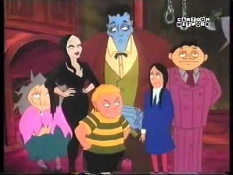 Familia Adams Addams Family Cartoon Family Cartoon Vintage Cartoon