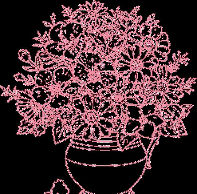 Gambar Ilustrasi Bunga Dalam Vas Bunga Vas Karangan Gambar Vektor Gratis Di Pixabay Vektor Ilustrasi Empat Tersenyum Bunga Dalam Vas Do Bunga Ilustrasi Gambar