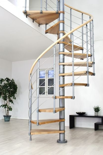 Best Spiral Staircase Kits Domestic Space Saving Modular Design 400 x 300