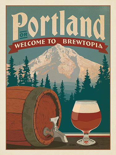 Portland: Brewtopia - Celebrate one of the craft brew capitals of the USA with…