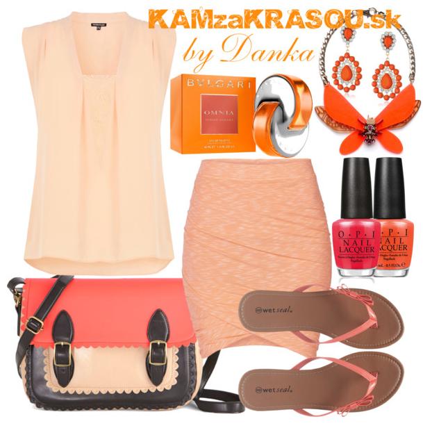 Vo farbách oranžovej - KAMzaKRÁSOU.sk