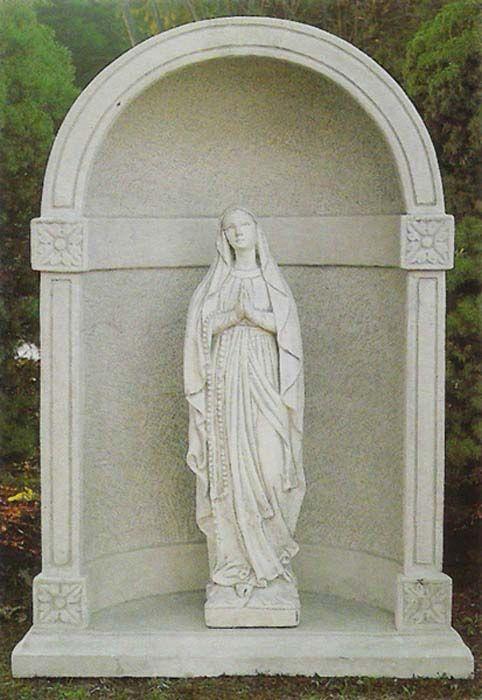 Bon Madonna Virgin Mary Garden Statue