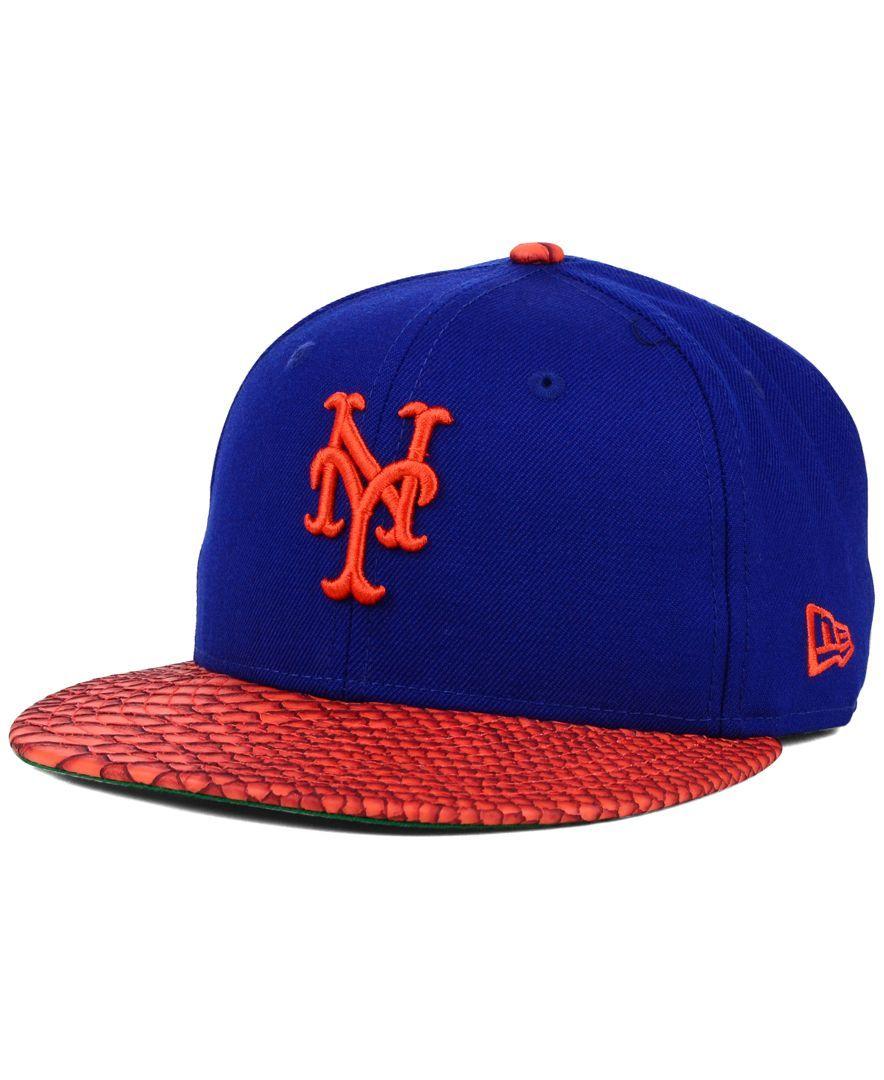 aa9ee4f80949a ... canada new era new york mets mlb team python 59fifty cap 1b009 85883 ...