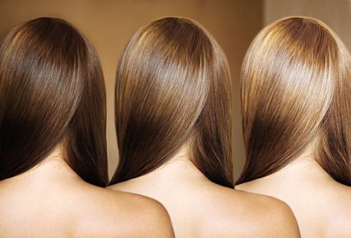Como poner correctamente el aceite indeleble para los cabellos