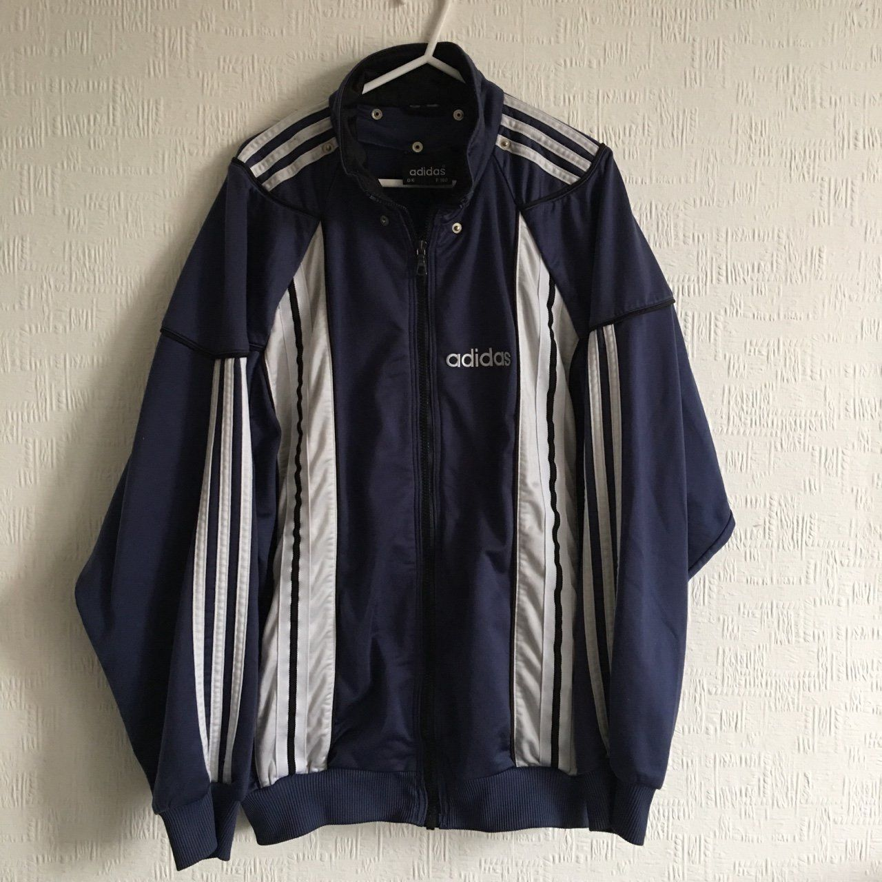 bc743d8e2 Vintage adidas jacket || very good condition || follow my insta for free  postage || ignore ### wavy retro vintage 00s 90s 80s y2k tracksuit coat