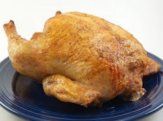 How To: Simplify: {Guest Post} 5-Spice Roast Chicken