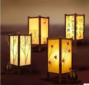 100hand made japanese table lamp bedroom desktop lamp vintage 100hand made japanese table lamp bedroom desktop lamp vintage romantic home decoration new year mozeypictures Images