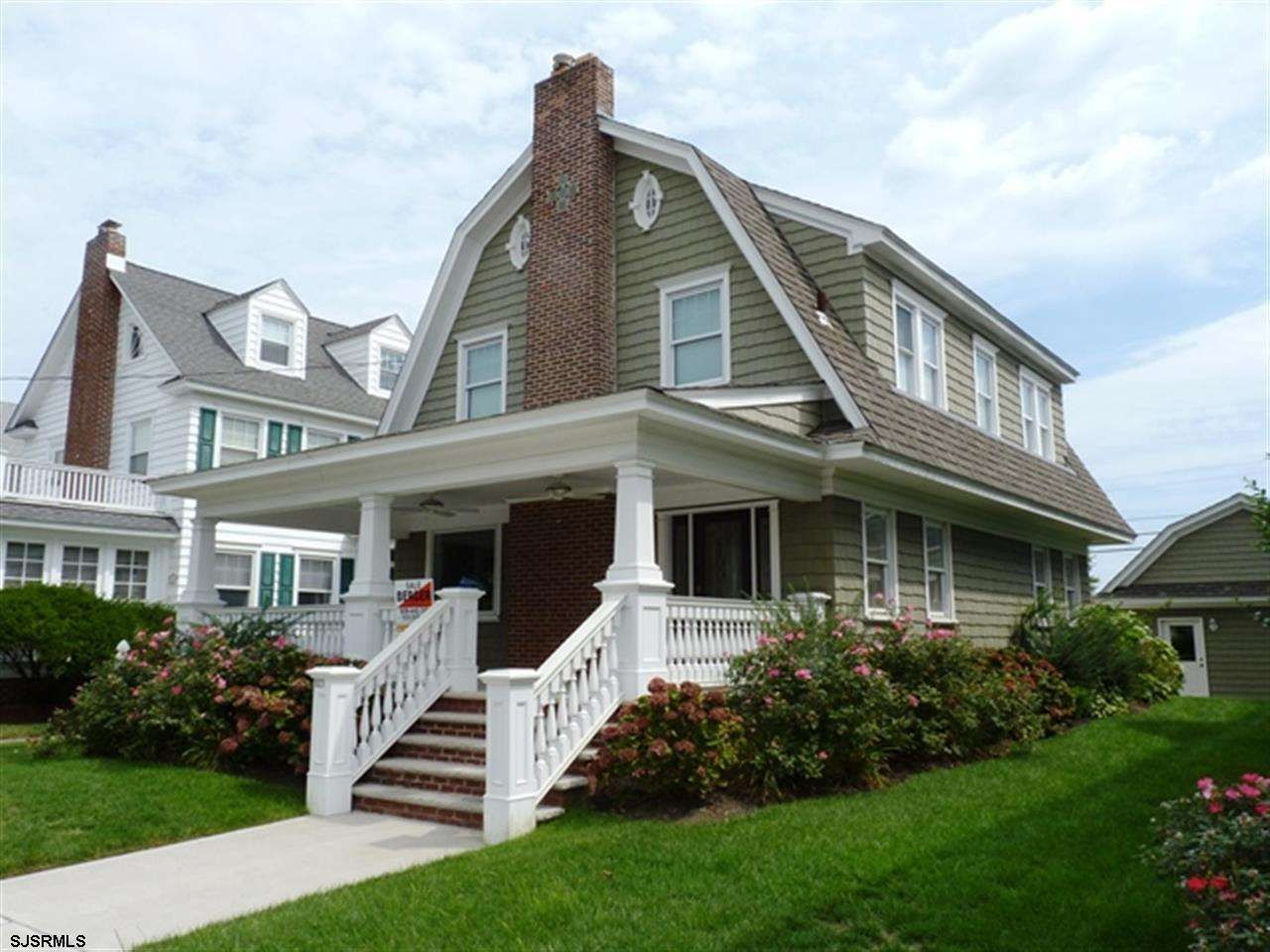 Image Result For Dutch Colonial Revival Porches Dutch Colonial