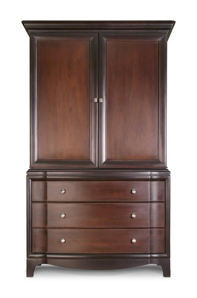 Accolade Armoire by Broughton Hall
