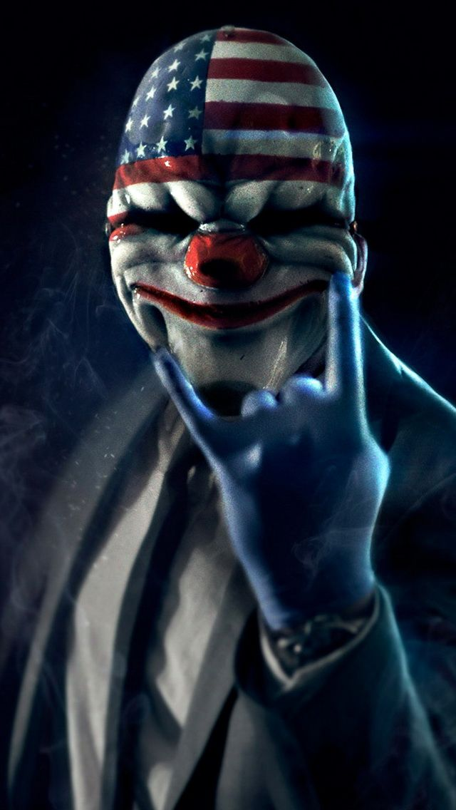 Simple Payday 2 Masks by Epheris4883 on DeviantArt
