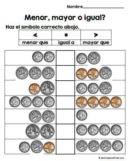 bundle las monedas coins in spanish for first grade dinero spanish education dual. Black Bedroom Furniture Sets. Home Design Ideas