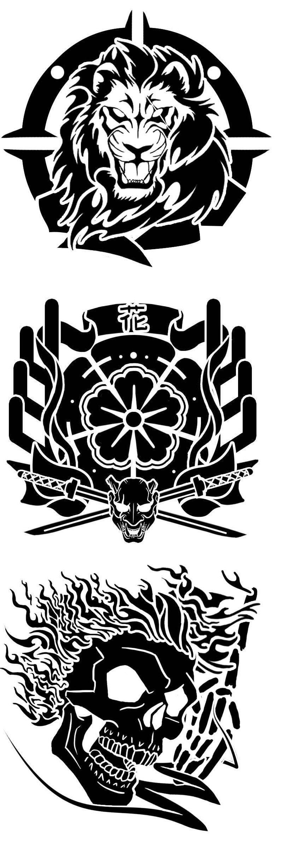 mafiayakuzaurban gang //logo Tatouage yakuza