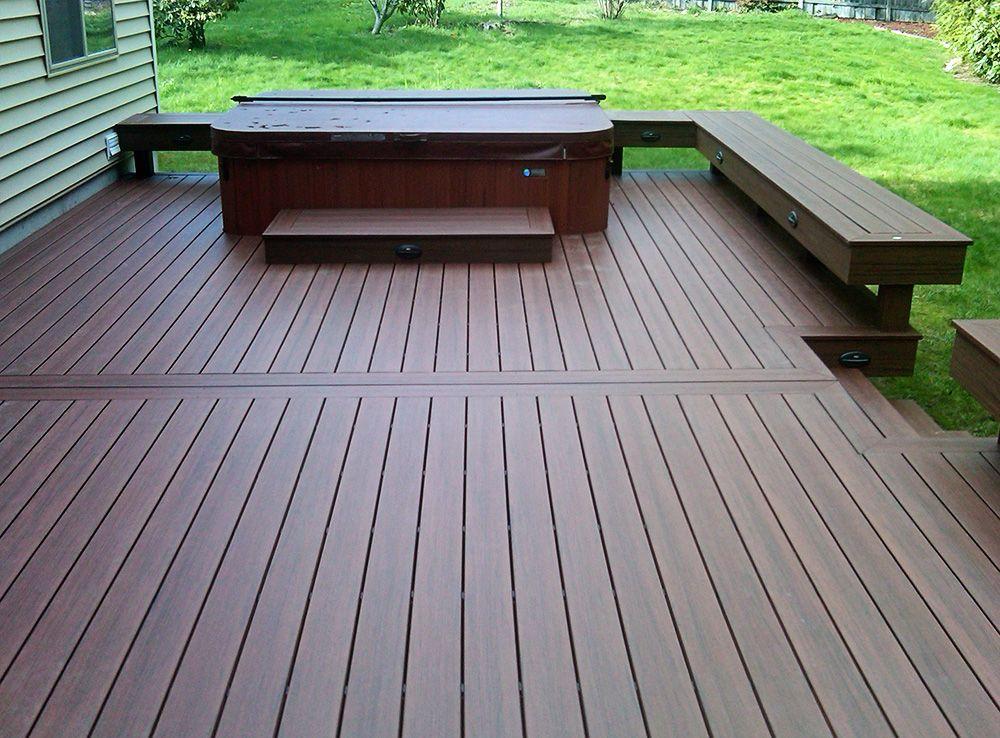 Image result for Deck installation