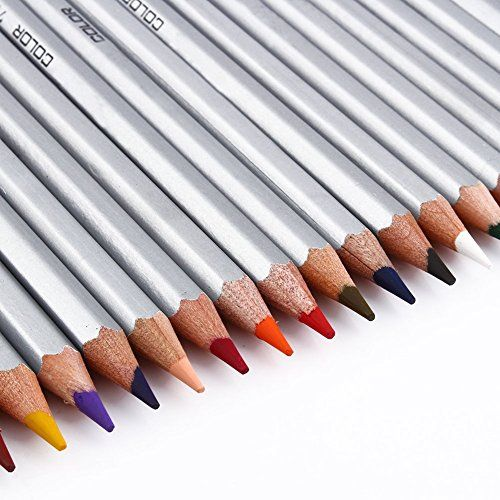 2436 Color Oil Base Fine Art Professional Drawing Pencils Colored