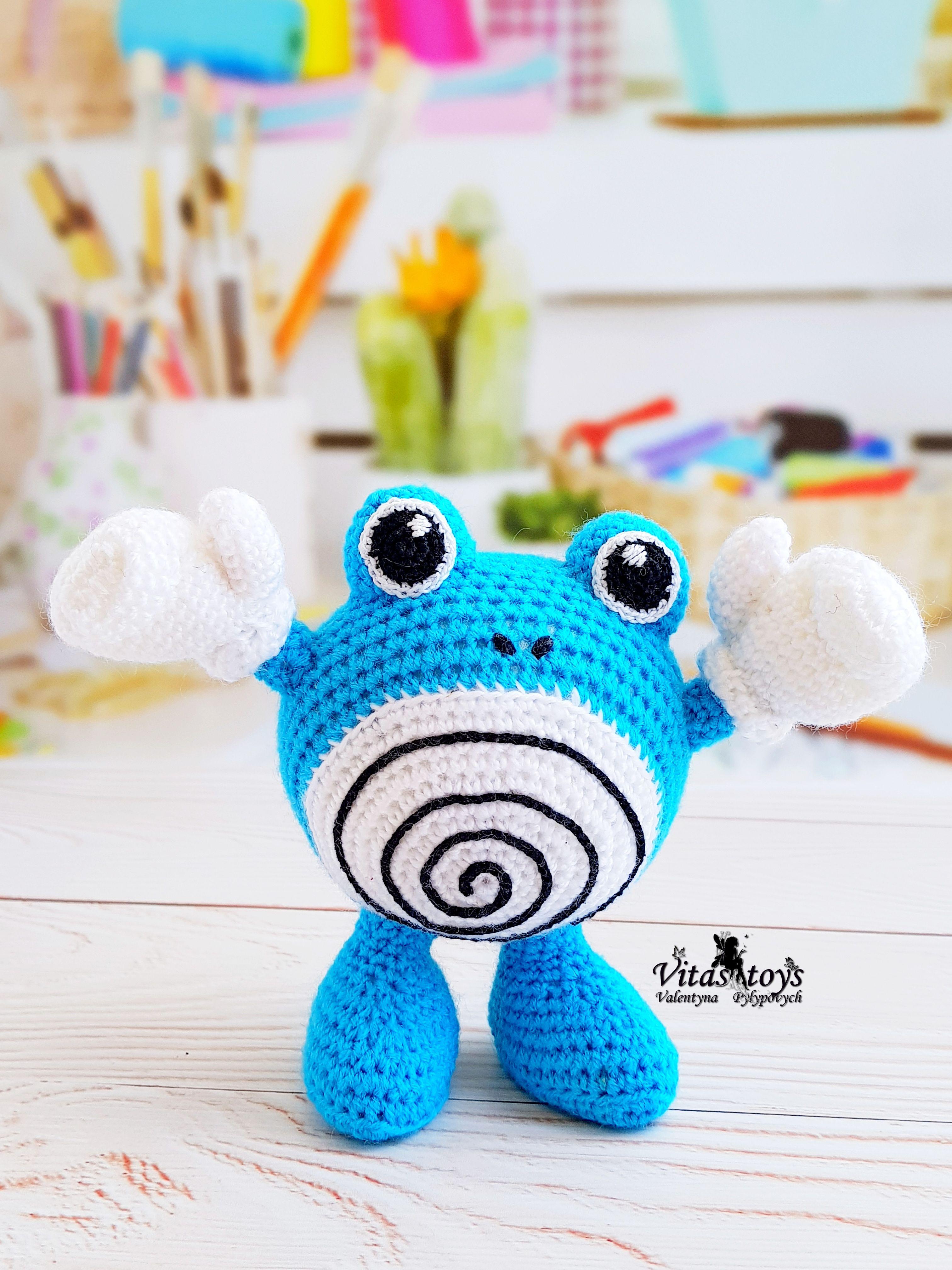 Pokemon crotchet doll | Pokemon crochet pattern, Crochet pokemon ... | 4032x3024