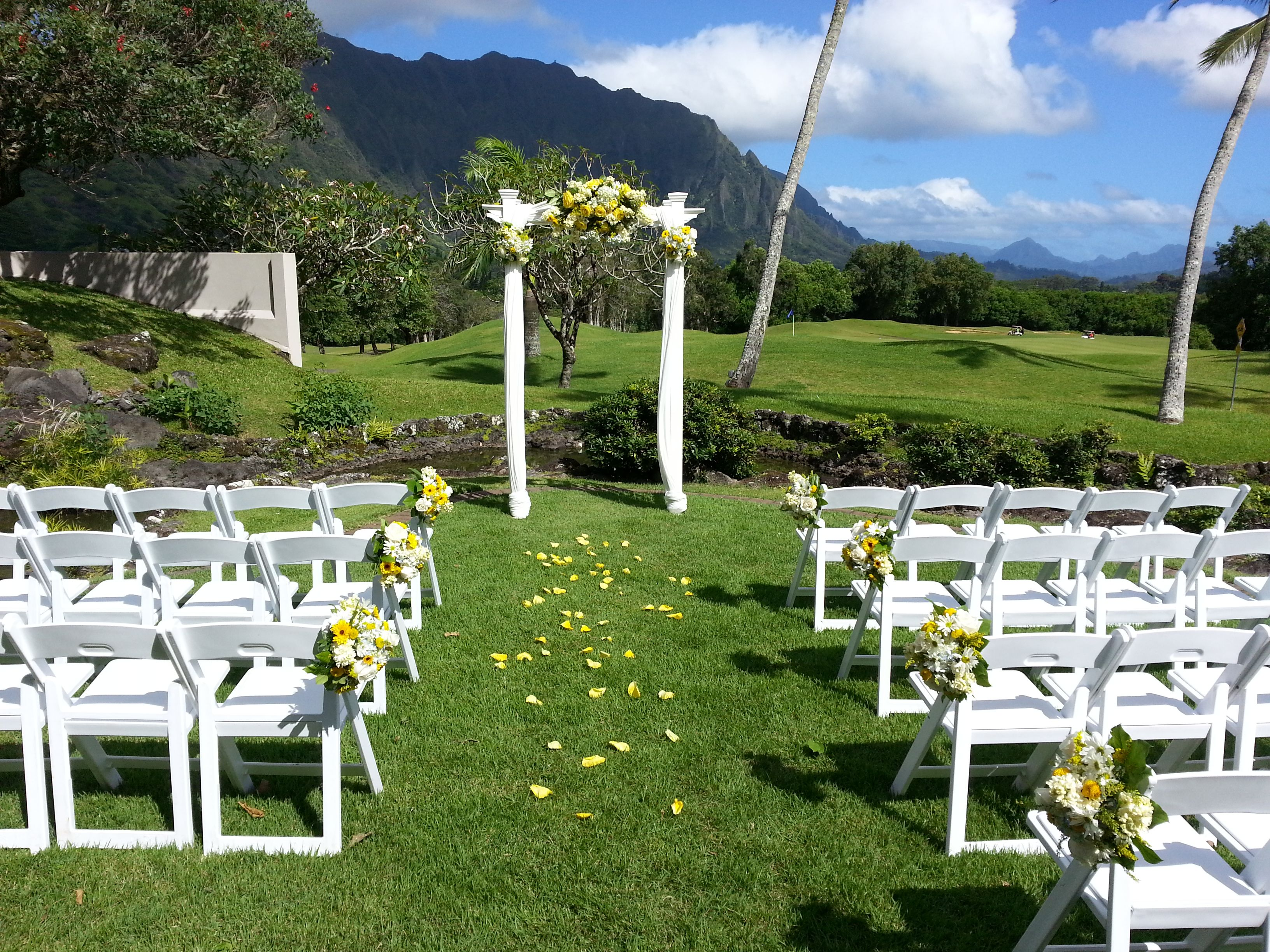 Weddings Simple Koolau Kaneohe