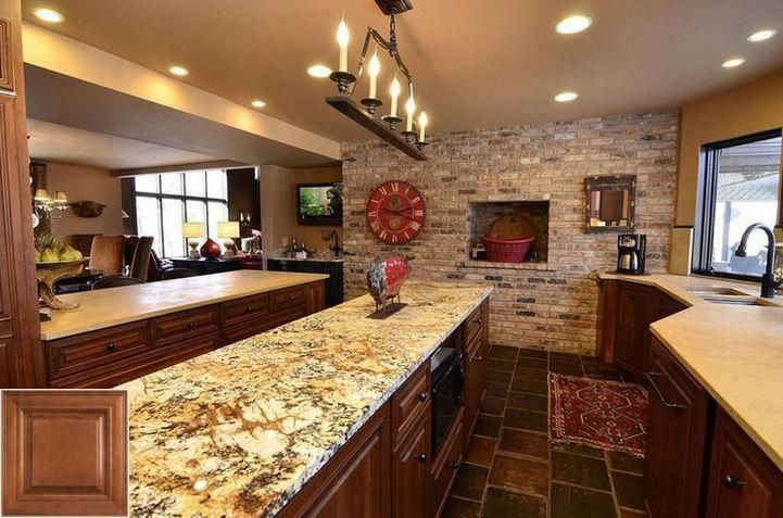 The importance of - pickling honey oak cabinets. #honeyoakcabinets The importance of - pickling honey oak cabinets. #honeyoakcabinets