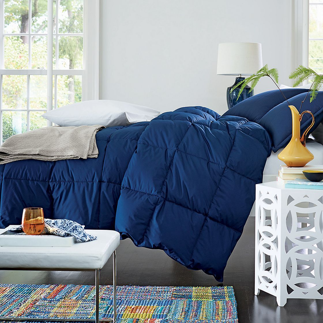 100 home design down alternative color comforters hotel