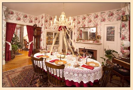 Penrose Victorian Inn - Common Areas and Grounds & Penrose Victorian Inn - Common Areas and Grounds | VICTORIAN IDEAS ...