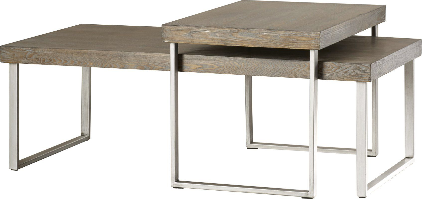 Stacy 2 Piece Nested Coffee Table Set Reviews Joss Main Coffee Table Small Space Coffee Table Nesting Coffee Tables [ 800 x 1694 Pixel ]