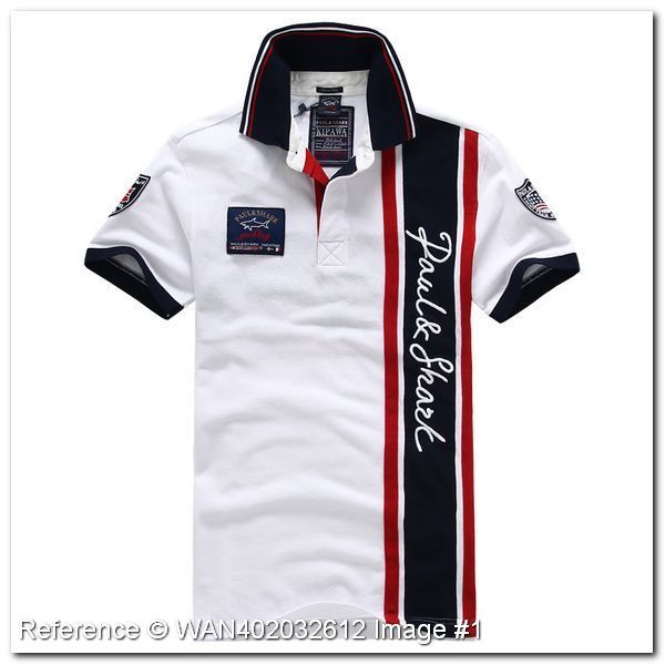 Wholesale discount paul shark polo t shirt yachting kipawa for Wholesale polo style shirts