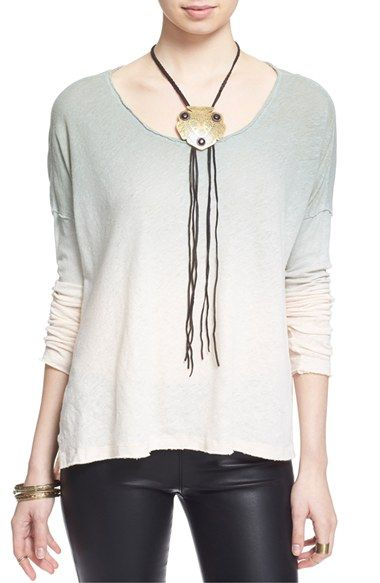 Free People 'Starry Night' Tee available at #Nordstrom