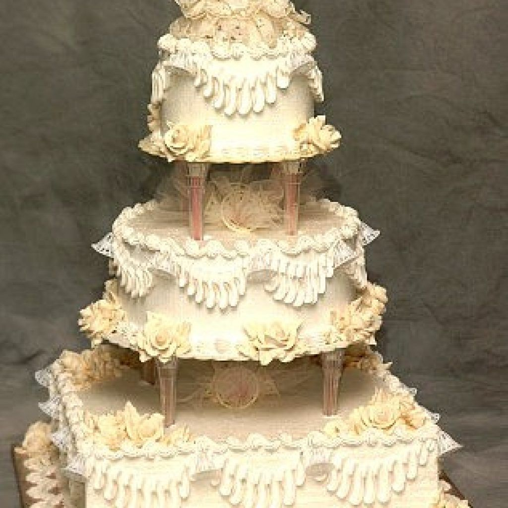 1950s Wedding Cakes Old Fashioned Cake Recipe Simple Vintage