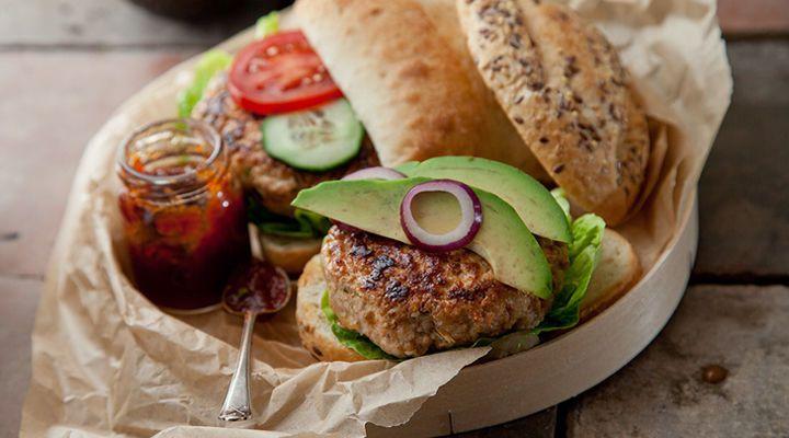 Smokey Turkey Burgers - SuperValu   Recipe   Turkey ...
