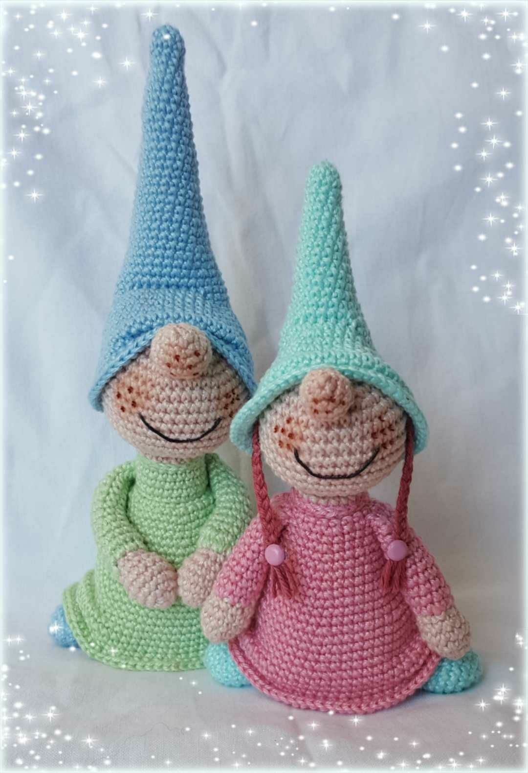 Adorable. No pattern, only inspiration | Amigurumi | Pinterest ...