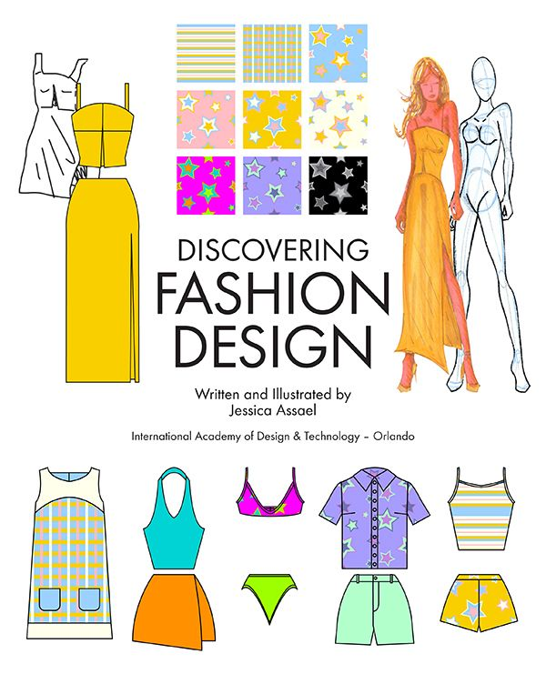 A Fashion Design Textbook With Comprehensive Step By Step Illustrated Instructions On Adobe Photoshop And Adobe Book Cover Design Fashion Design Illustration