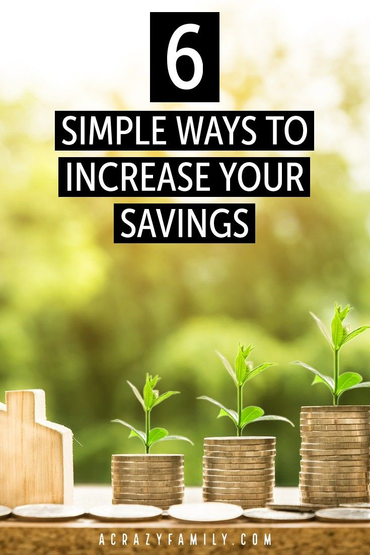 Learn how to increase your savings in 2019! These are great money saving tips for anyone even if you are on a low income. #moneysavers #savingmoney #frugal #money #save