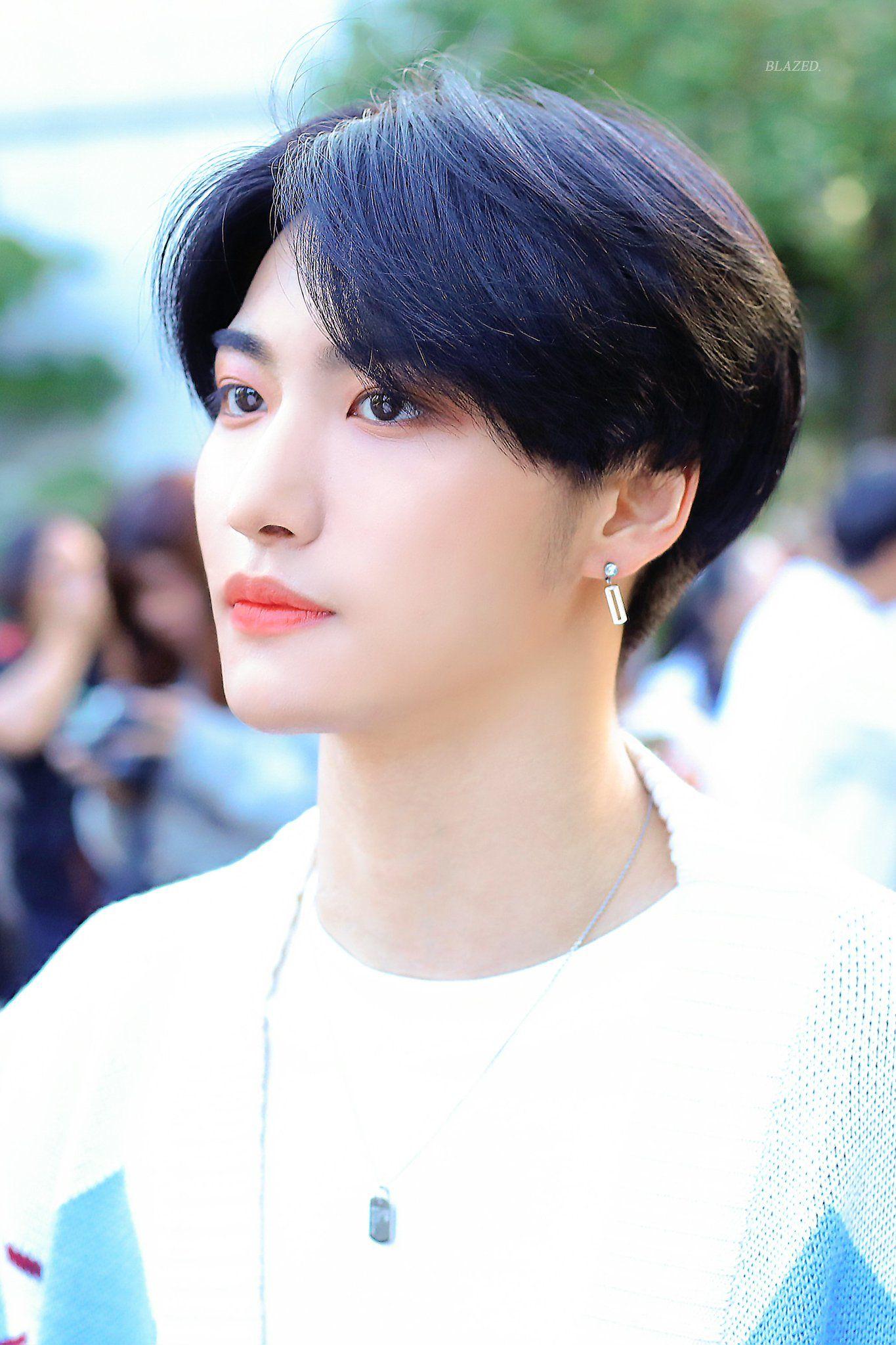 Blazed on twitter kim hongjoong good looking men mbti