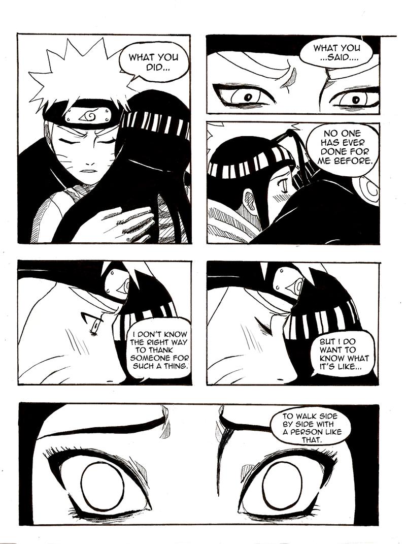 Naruto And Hinata Comics English  Naruhina Comic Pg 11 -7992