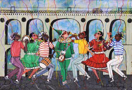 Carnaval Nos Arcos Heitor Dos Prazeres Heitor Dos Prazeres