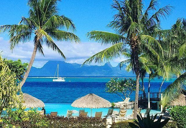 Pin On Intercontinental Tahiti Resort Spa