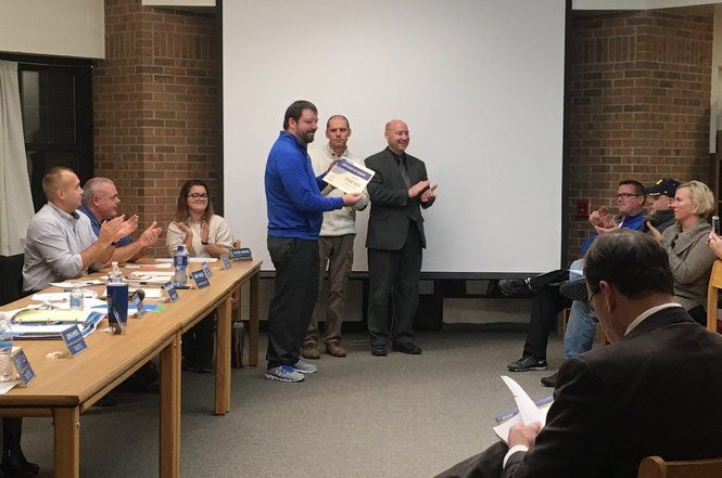 Hopkins Athletic Director Honored For Lunchroom Rescue  Athletic
