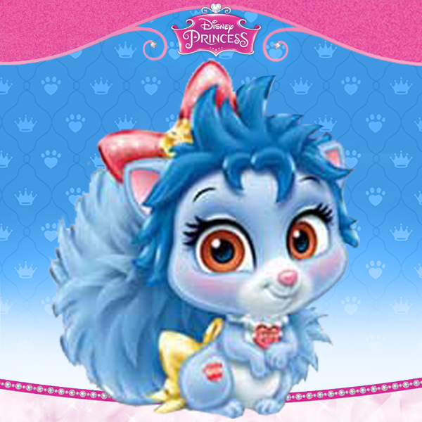 Palace Pets is a spinoff franchise to the Disney Princess