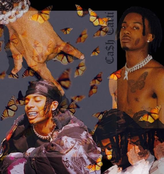 Playboi Carti wall poster Rap wallpaper