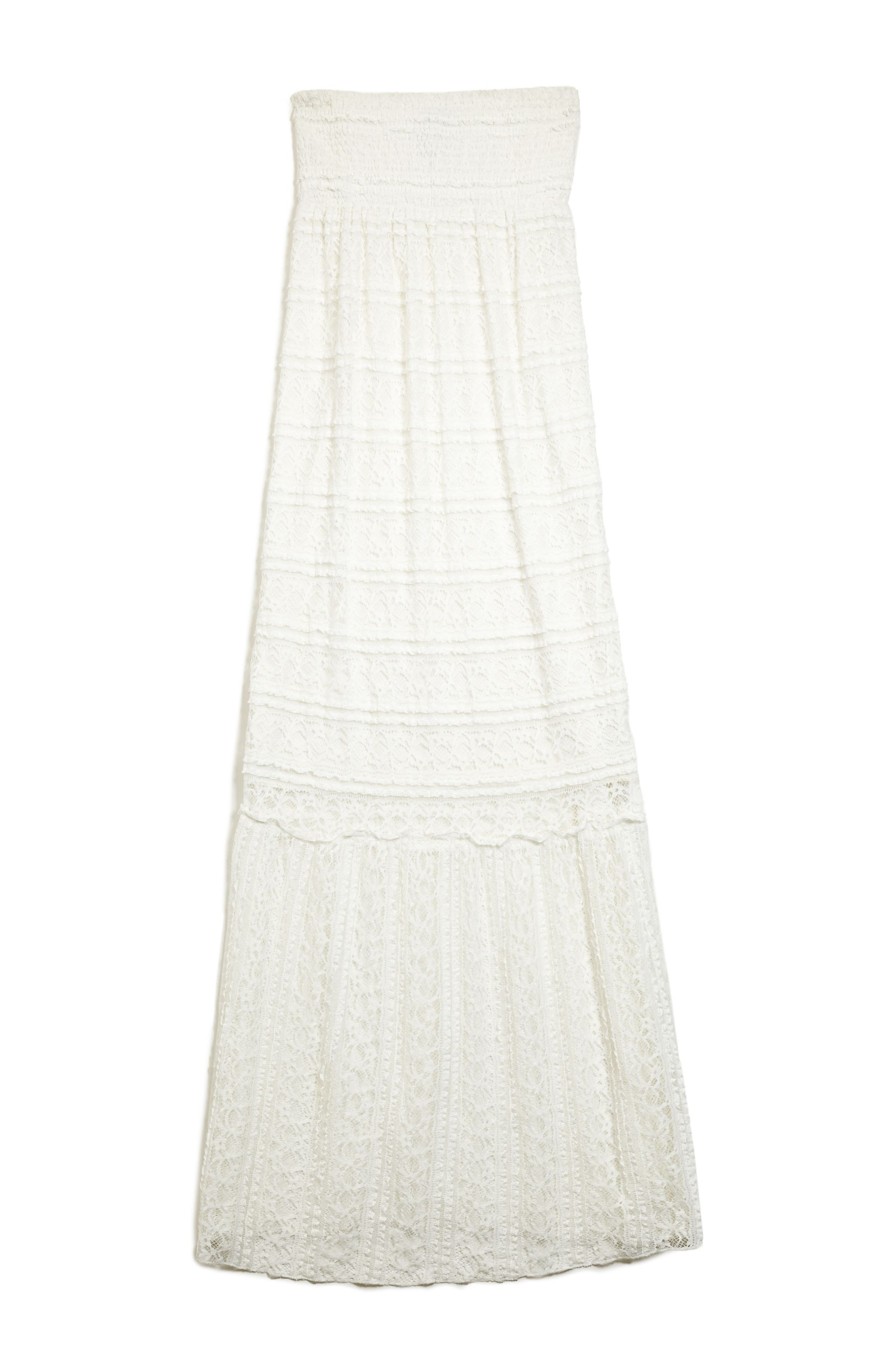A simple lace maxi enter to win this dress through our getdressed