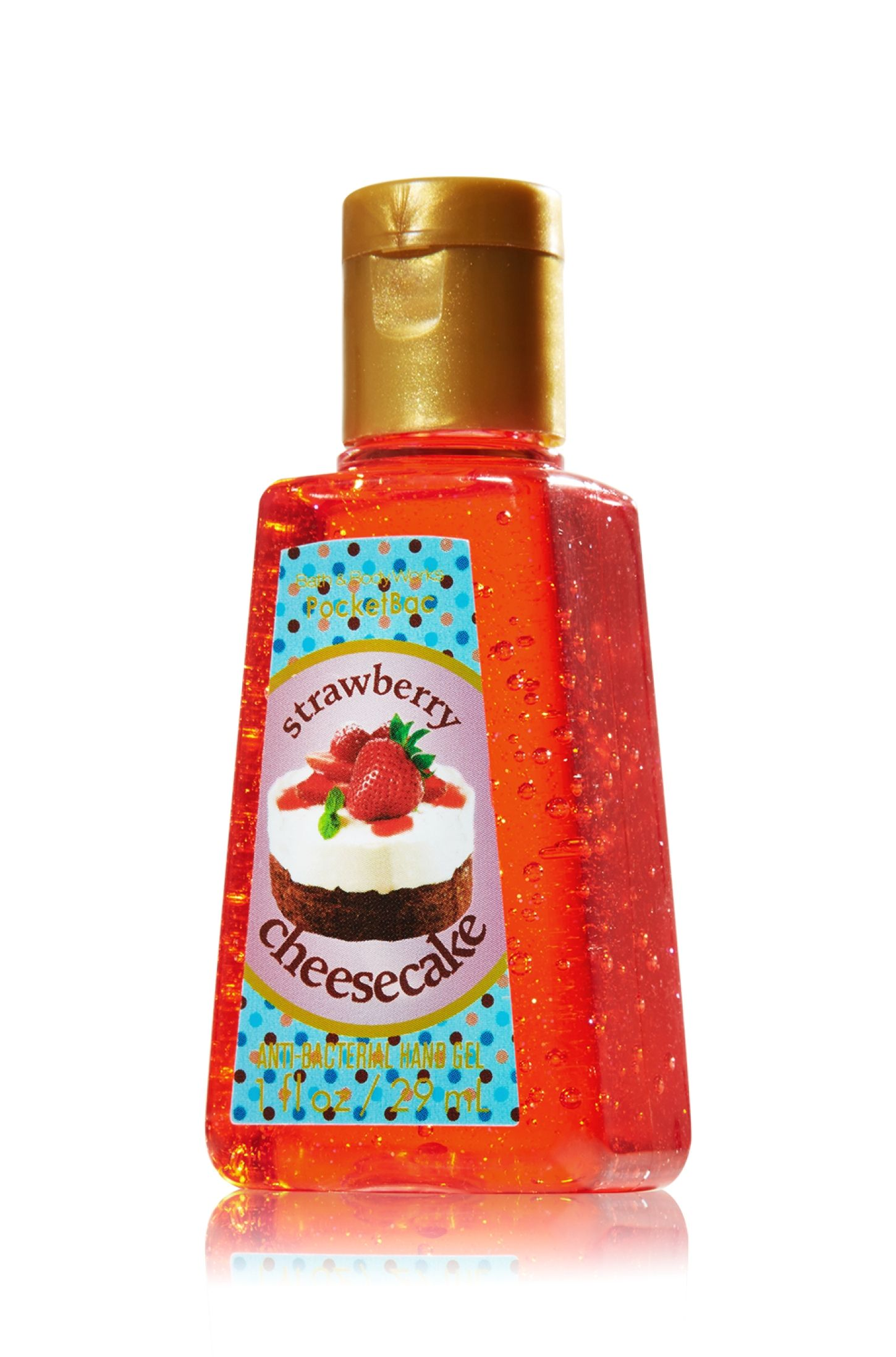 Bath And Body Works Red Hand Sanitizer Red Pocketbac Sanitizing